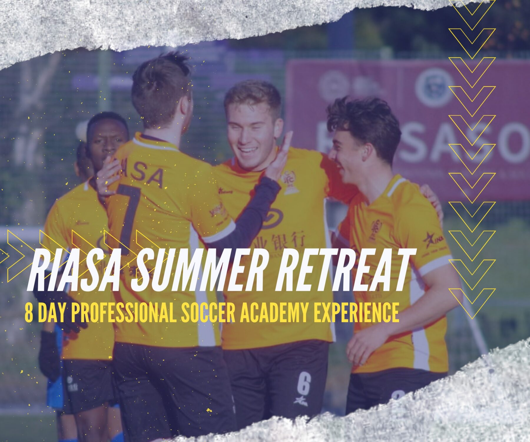 The RIASA UK Summer Retreat Camp is back for 2021!